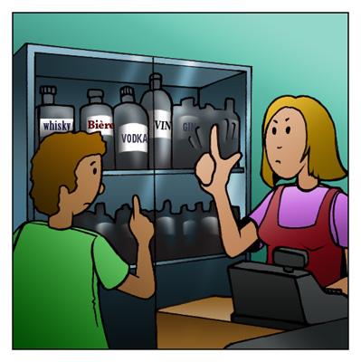 MINEUR-ALCOOL