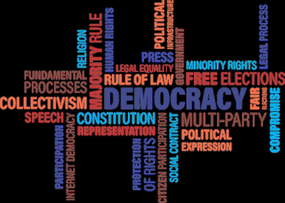Dissertation etat de droit et democratie